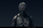 robot for ZBrush4R5 beta testing 1