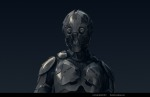 robot for ZBrush4R5 beta testing 2